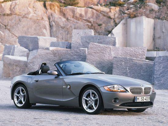Front right 2004 BMW Z4 convertible Car Picture