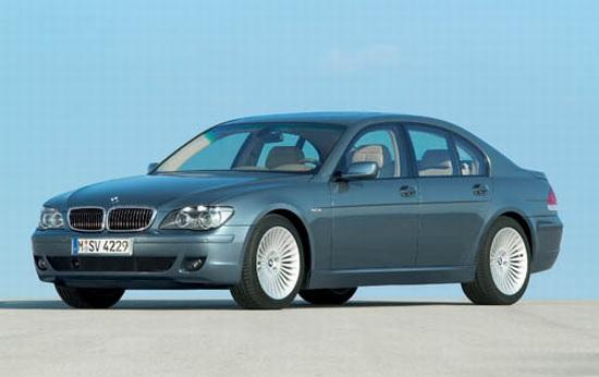 2006 BMW 730i Car Picture