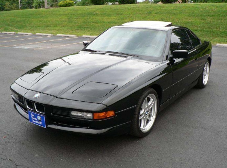 1992 BMW 8 Series Car Picture