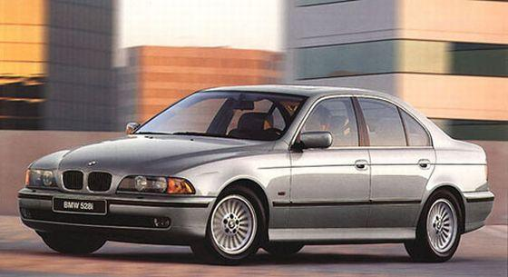 1998 BMW 528i Car Picture