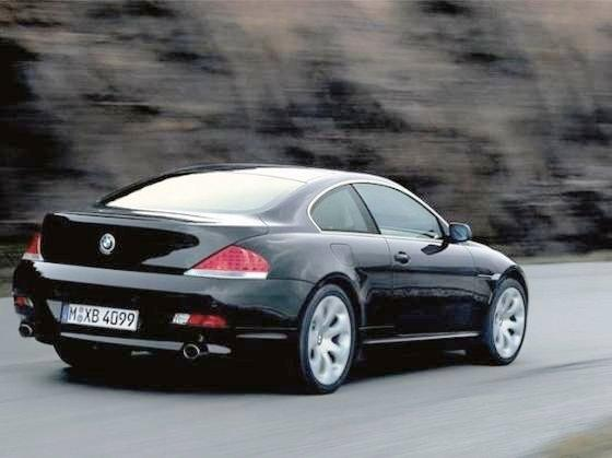 BMW 6 Series Car Picture