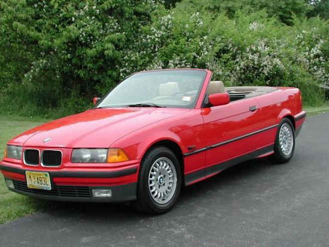 1995 BMW 318i Car Picture