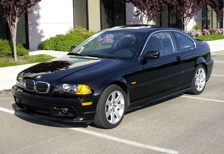 2001 BMW 325 Car Picture