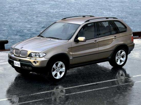 Front left BMW X5 Car Picture