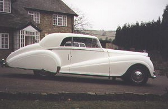 1951 Bentley MK6 Car Picture