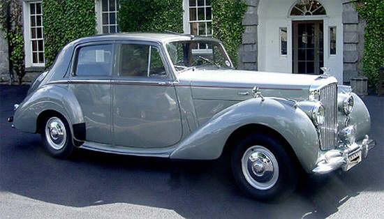 1954 Bentley Car Picture
