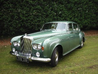 1963 Bentley S3 Car Picture