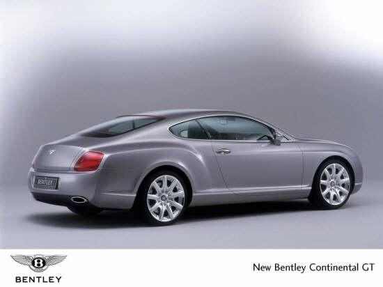2002 Bentley Continental GT Car Picture