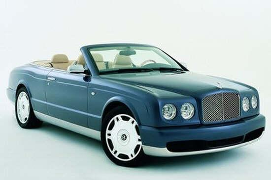 2005 Bentley Arnage Coupe Car Picture