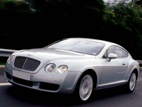 Bentley Continental GT Car Picture