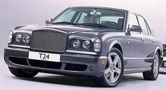 2005 Bentley Arnage Mulliner Car Picture