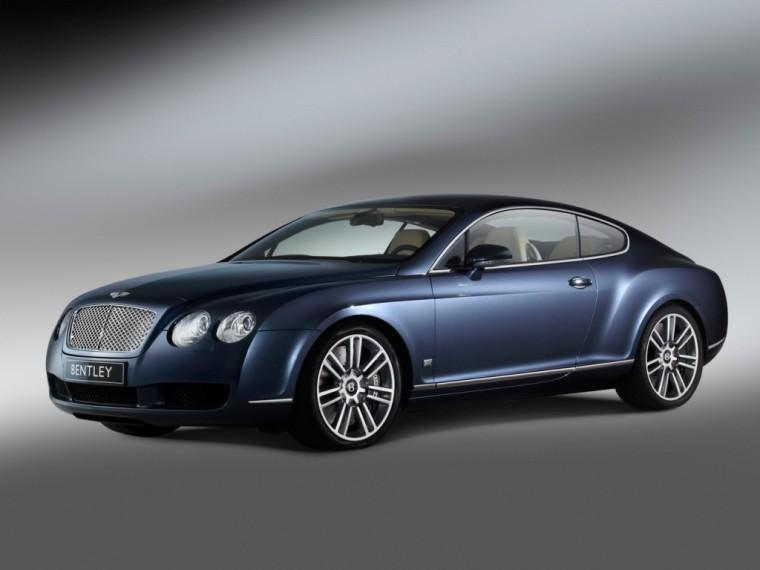 Front Left 2006 Bentley Continental Car Picture