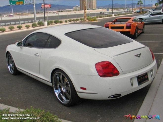 2006 Bentley Continental GT Car Picture