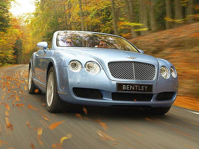 Front View 2006 Bentley Continental GTC Car Picture