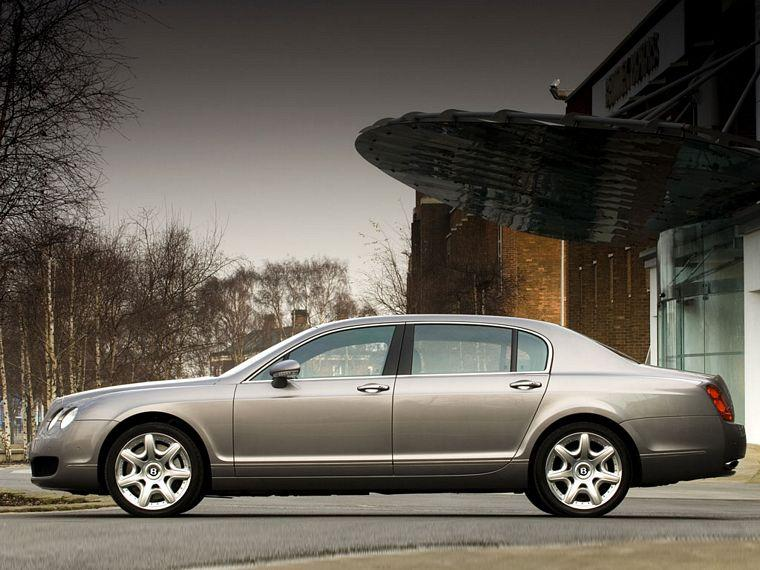 2007 Bentley Flying Spur Car Picture