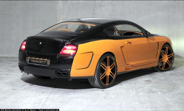 2008 Bentley Le-Mansory Continental GT Car Picture