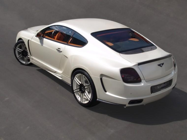 Left Rear 2008 Bentley LeMansory Continental GT Car Picture