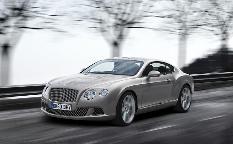 Frpmt Left 2011 Bentley Continental GT Car Picture