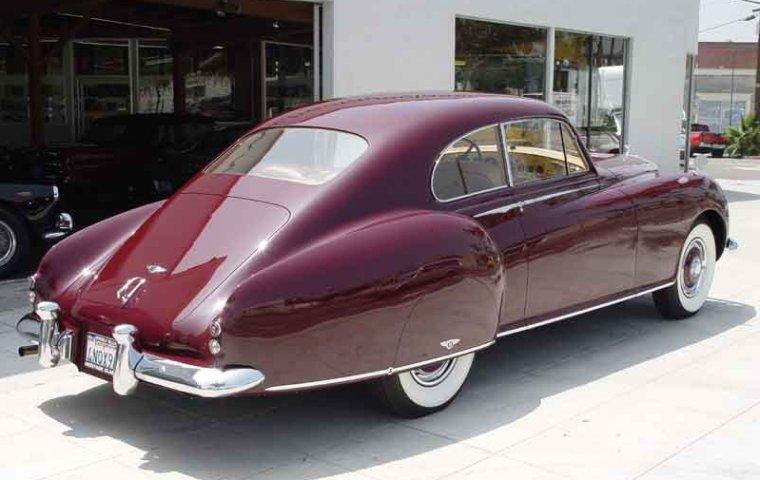 1954 Bentley R-Type Continental Car Picture