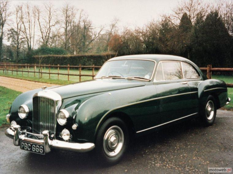1956 Bentley Continental Car Picture