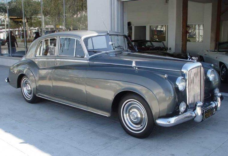1957 Bentley S1 Car Picture