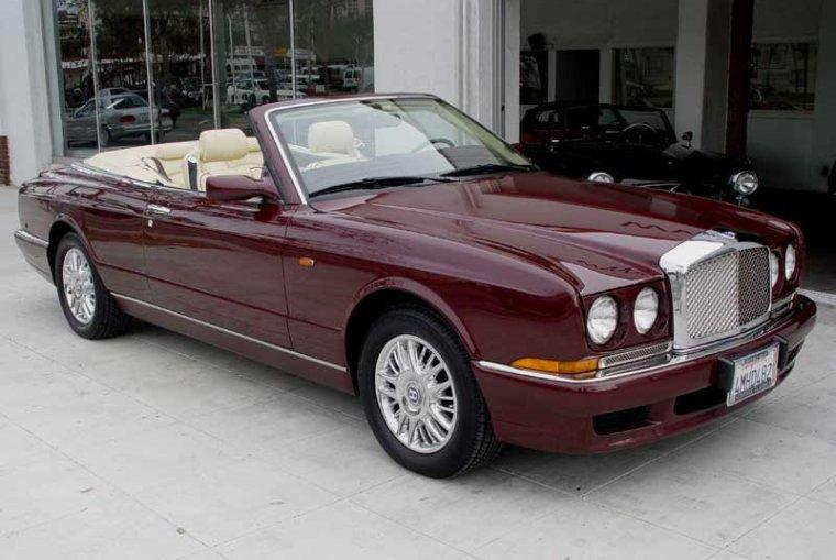 1999 Bentley Azure Car Picture