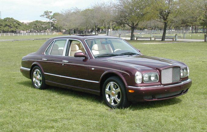 Bentley Arnage T Car Picture