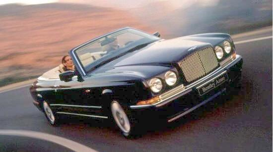 Bentley Azure Car Picture