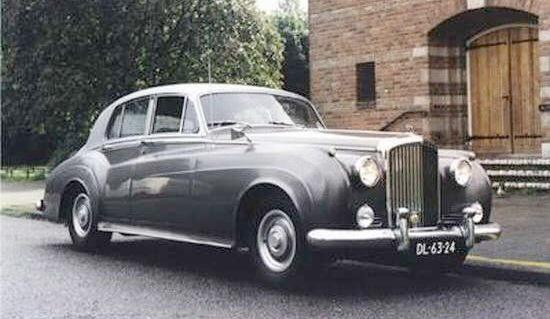Front Right 1957 Bentley Continental S1 Car Picture