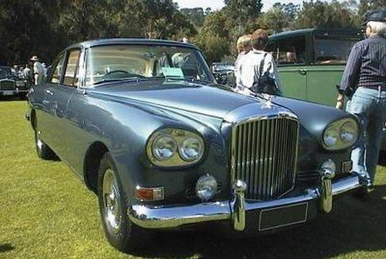 1963 Bentley Continental Car Picture