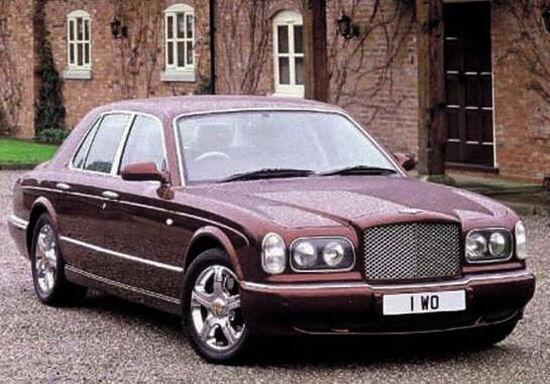 2000 Bentley Arnage Car Picture