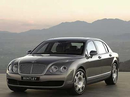 Front left 2006 Bentley Flying Spur Car Picture
