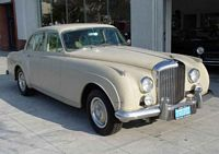 1962 Bentley Continental Flying Spur Car Picture