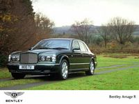 Bentley Arnage R Car Picture