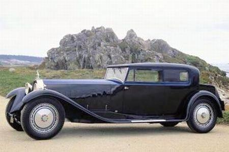 1931 Bugatti Royale Kellner Coupe Car Picture
