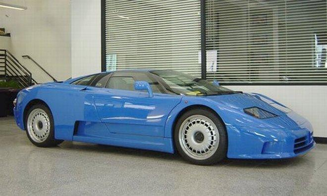 1992 Bugatti EB110 GT Car Picture