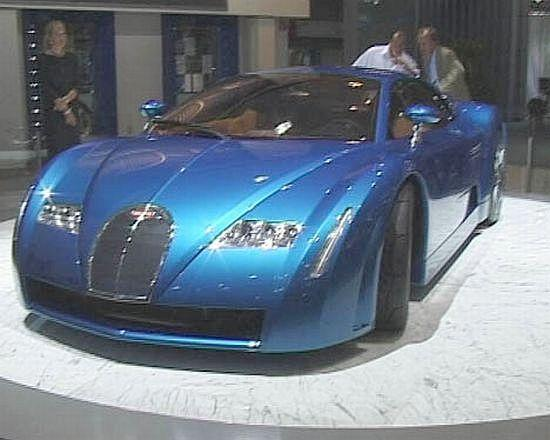 1999 Bugatti 18.3 Chiron Car Picture