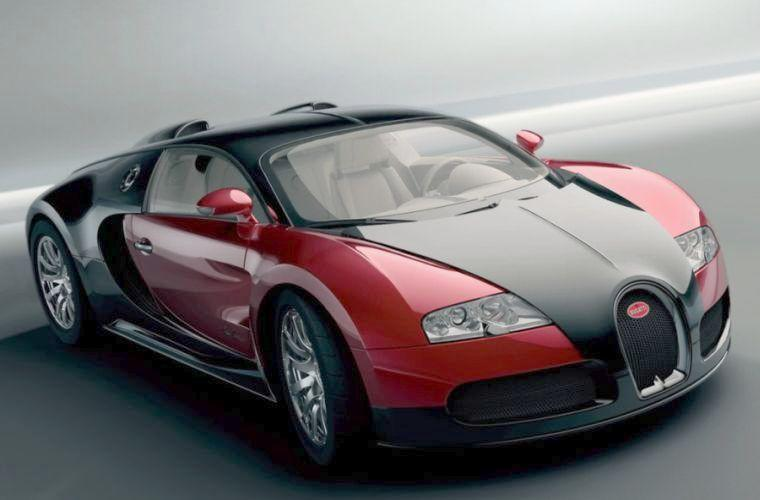 Front Right 2006 Bugatti Veyron 16.4 Car Picture
