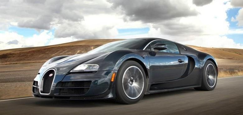 2011 Bugatti Veyron Super Sport Car Picture