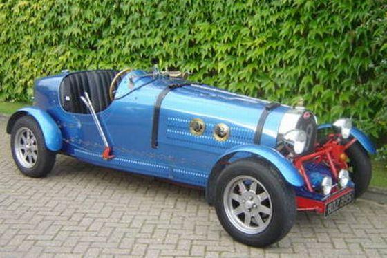 1988 Bugatti Type 35 Replica Car Picture