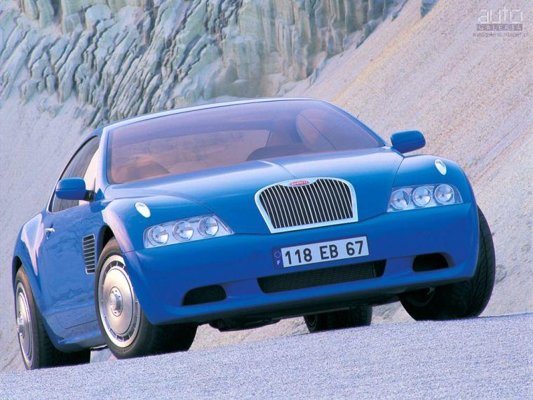 1998 Bugatti EB118 Car Picture