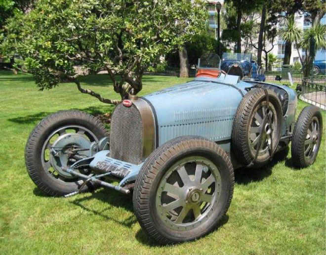 Bugatti T35 Car Picture