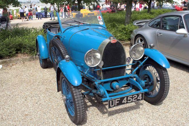 Bugatti T40 Car Picture