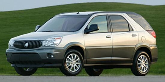 2005 Buick Rendezvous Car Picture