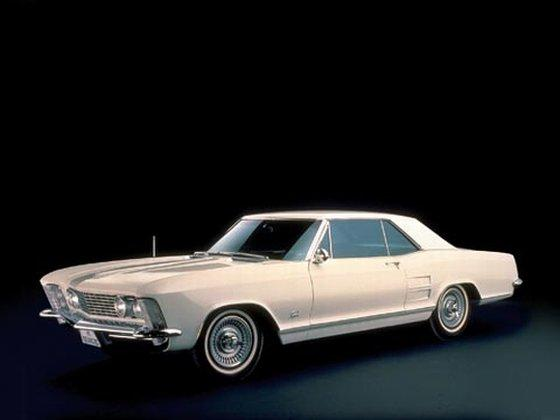1963 Buick Riveria Car Picture