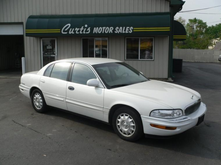 Front right 2000 Buick Park Avenue Car Picture