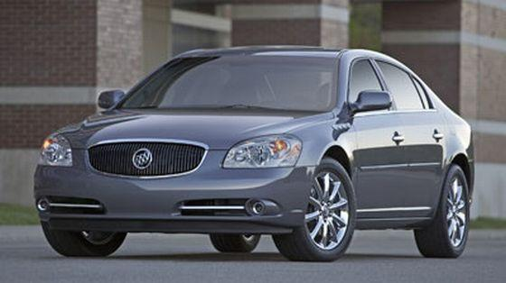 2007 Buick Lucerne Car Picture