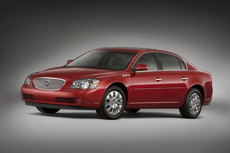 Front left 2009 Buick Lucerne CXL Car Picture