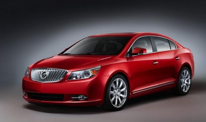 2010 Buick Lacrosse Car Picture