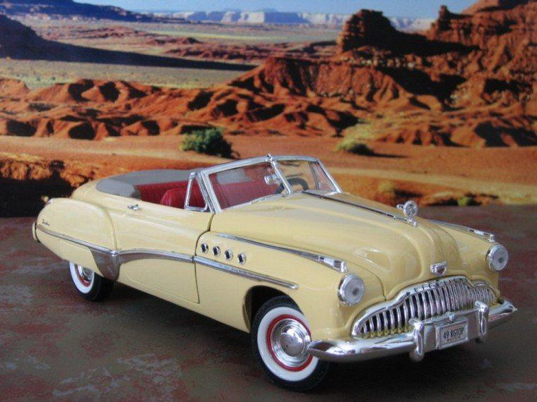Front Right 1949 Buick Roadmaster Car Picture